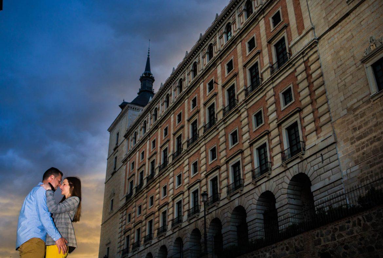 Preboda fotografia Toledo