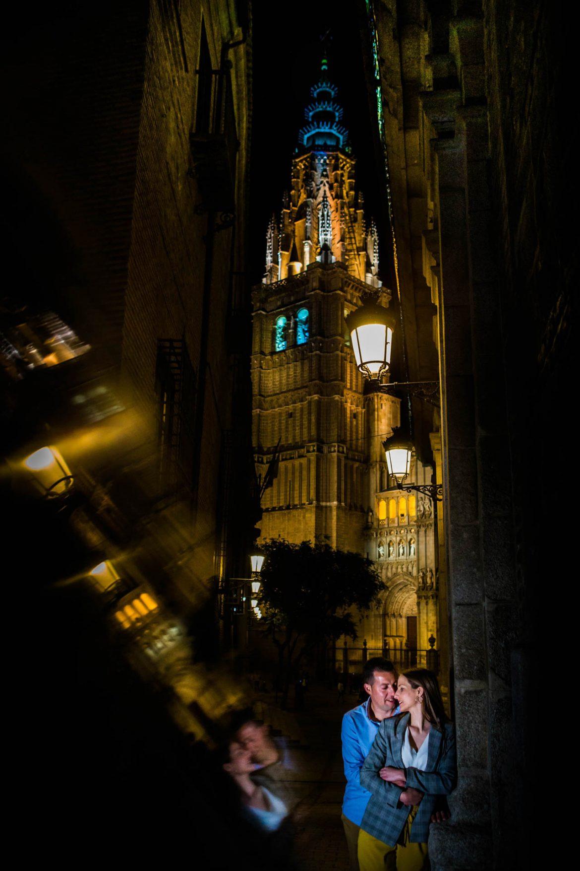 Preboda orginal en Toledo 02