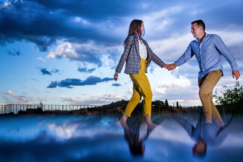Fotos de pareja en Toledo - Preboda