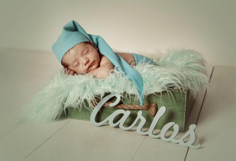 Fotos newborn Toledo