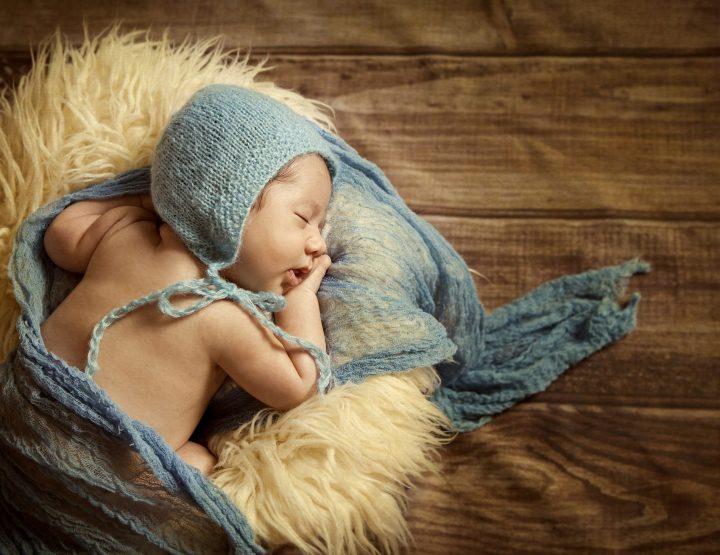 Fotos de recién nacido en Toledo- Carlos