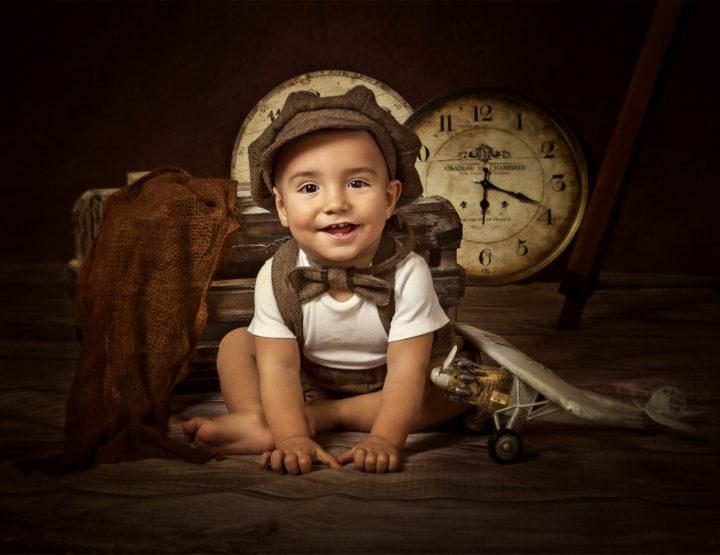 Consejos sesión fotográfica de bebe en Toledo