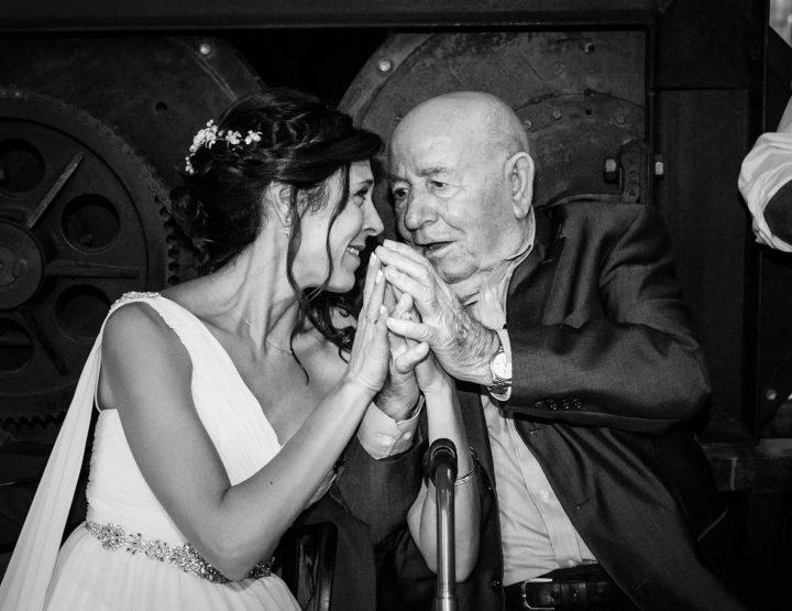 Fotógrafo de boda en Toledo - Emociones