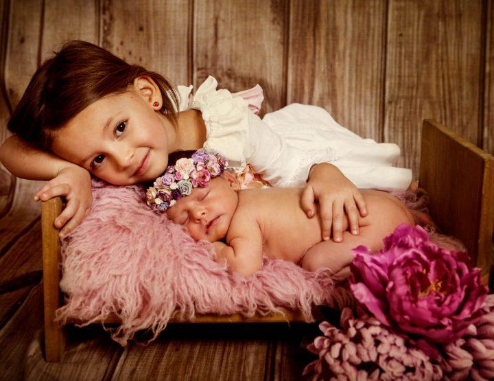 ¿Como se realizan las sesiones de fotos de recién nacido? - La importancia de los quince primeros días