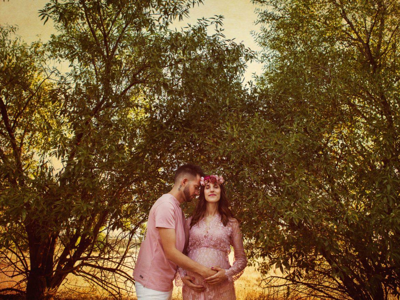 Fotografia-maternidad-exterior-toledo-embarazo-mamis