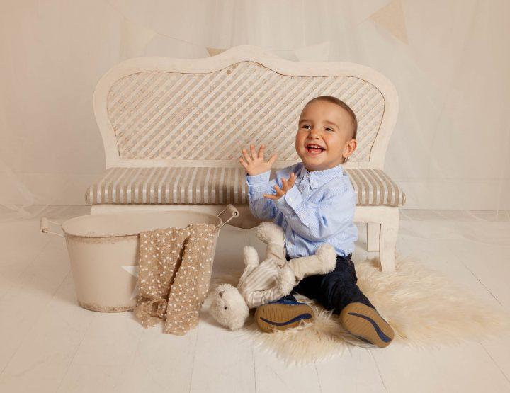 Fotos de niños en Toledo -Javier