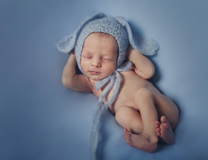 Consejos sesión de fotos de recién nacido en Toledo