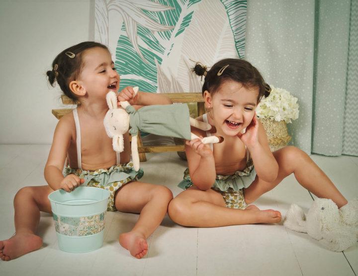 Sesión de fotos de bebes en Toledo - Mini sesión de verano